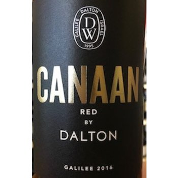 Dalton Dalton Canaan Red Galilee 2016<br /> Kosher