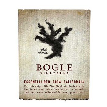 Bogle Bogel Old Vine &quot;Essential Red&quot; 2015<br />