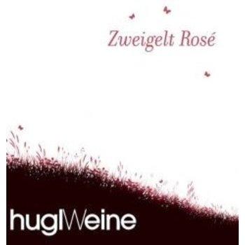 Hugl HuglWeine Zweigelt Rose 2017 <br /> Austria
