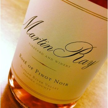 Martin Ray Vineyards &amp; Winery Russian River Valley Rose 2017<br /> California