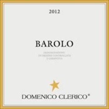 Domenico Clerico Domenico Clerico Barolo 2012<br /> Piedmont, Italy<br /> 94pts-JS, 93pts-WA