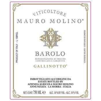 Mauro Molino Mauro Molino Gallinotto Barolo 2013<br />Piedmont, Italy<br /> 95pts-JS