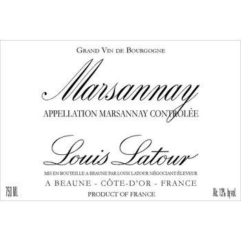Latour Louis Latour Marsannay Rouge 2016<br /> Burgundy, France