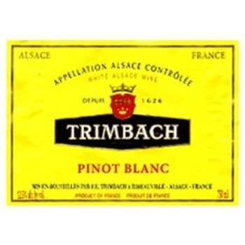 Trimbach Trimbach Pinot Blanc 2015<br />