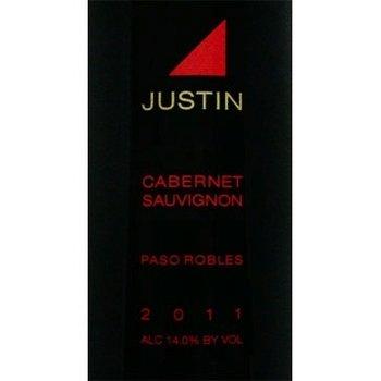 Justin Justin Cabernet Sauvignon 2016<br />Paso Robles, California