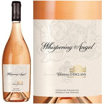 Ch D&#039;Esclans Ch D&#039; Esclans Whispering Angel Rose 2017<br />Provence, France