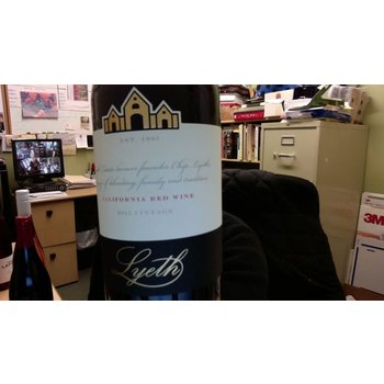 Lyeth Fleur de Lyeth Red Blend 2015<br />