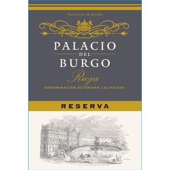 Palacio Palacio Del Burgo Rioja Reserva 2010   <br /> Rioja,Spain<br /> 93pts-WS