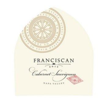 Franciscan Franciscan Estate Cabernet Sauvignon 2015<br />Napa, California
