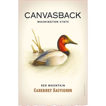 Duckhorn Duckhorn Vineyards Canvasback Red Mountain Cabernet Sauvignon 2014<br /> Washington State<br /> 92pts-WE, 91pts-WA