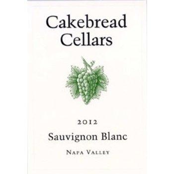 Cakebread Cakebread Sauvignon Blanc 2016<br />Napa, California