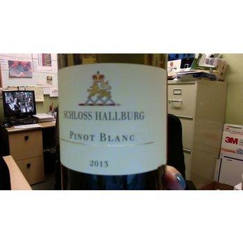 Schloss Hallburg Pinot Blanc Dry 2013<br /> Germany