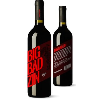 Big Bad Zin 2013<br /> Lodi, California