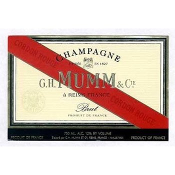Mumm G.H. Mumm Cordon Rouge Brut Champagne<br />