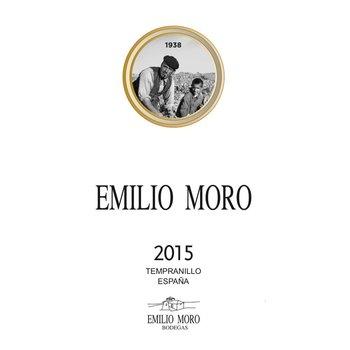 Emilio Moro Emilio Moro Ribera del Duero 2015 <br />Spain