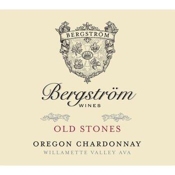 Bergstrom Old Stone Chardonnay 2015 <br /> Willamette Valley, Oregon<br /> 94pts-WE