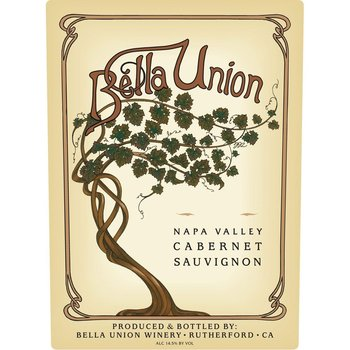 Bella Union Cabernet Sauvignon 2015<br /> Napa Valley, California