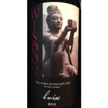 B Wise Vineyard B Wise Vineyard Wisdom Red Bland 2014<br />