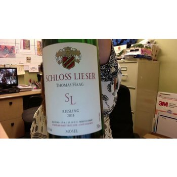 Thomas Haag Schloss Lieser Riesling Mosel 2014<br /> Mosel, Germany