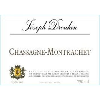 Drouhin Joseph Drouhin Chassagne-Montrachet Blanc 2015<br /> Burgundy, France