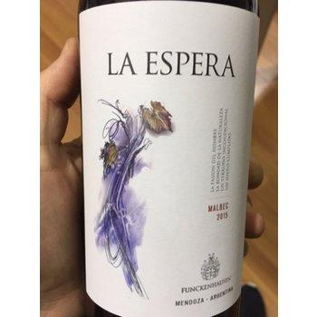 Funckenhausen La Espera Malbec 2017<br /> Mendoza, Argentina