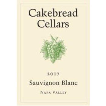 Cakebread Cakebread Sauvignon Blanc 2017<br />Napa, California