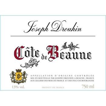 Drouhin Joseph Drouhin Cote de Beaune 2015<br />Burgundy, France<br /> 92pts-JS, 90pts-WA