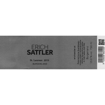Sattler Erich Sattler St. Laurent 2015<br />Burgenland, Austria