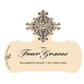 Four Graces Four Graces Pinot Gris 2017 Willamette Valley, Oregon