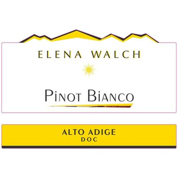 Elena Walch Elena Walch Pinot Bianco 2016<br />Alto Adige, Italy