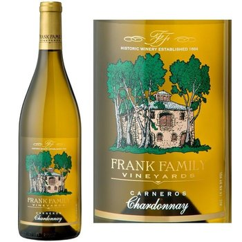 Frank Family Frank Family Chardonnay 2016<br />