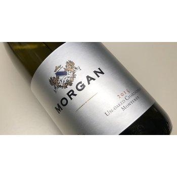 Morgan Morgan Metallico Unoaked Chardonnay 2015<br />Monterey, California