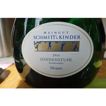 Weingut Schmitt&#039;s Kinder Sonnenstuhl Randersacker Silvaner 2015<br /> Franken, Germany