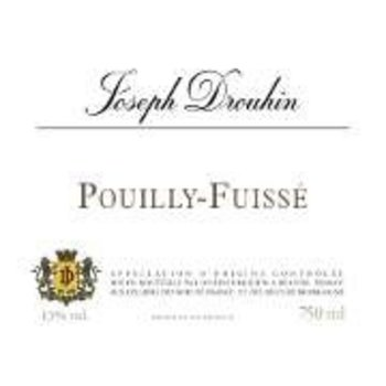 Drouhin Joseph Drouhin Pouilly Fuisse 2016<br />Burgundy, France