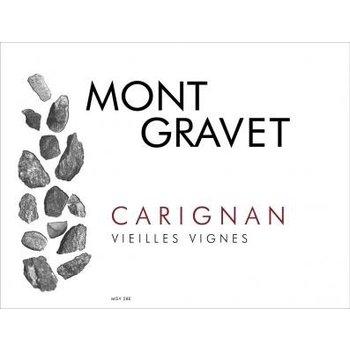 Mont Gravet Mont Gravet Vielles Vignes Carignan 2016<br /> Pays D'Herault/Southwest, France