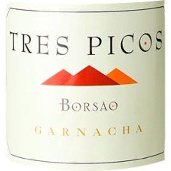 Borsao Borsao Tres Picos 2015<br />Borsao, Spain <br /> 92pts-V, 91pts-WA
