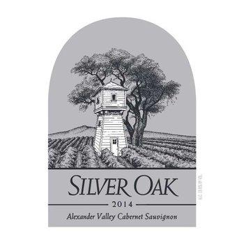 Silver Oak Silver Oak Alexander Cabernet Sauvignon 2014<br />Alexander Valley, California