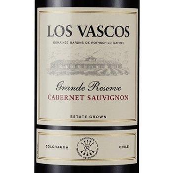Los Vascos Los Vascos Cabernet Grand Reserve 2016 <br /> Chile