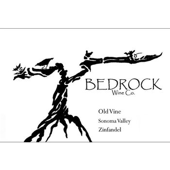 Bedrock Bedrock Wine Company Old Vine Zinfandel 2016<br />Sonoma, California<br /> 91pts-WS