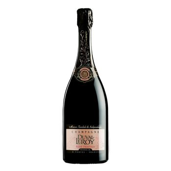 Duval-Leroy Duval-Leroy Brut Rose Prestige Champagne<br />Champagne, France<br /> 92pts-RP, 90pts-WS