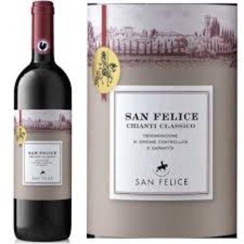 San Felice San Felice Chianti Classico 2015 Tuscany, Italy  <br /> 92pts-JS, 91pts-WS