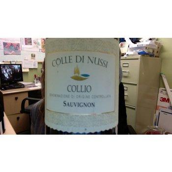 Ca'Ronesca 'Colle di Nussi' Sauvignon Blanc 2015<br /> Friulli, Italy