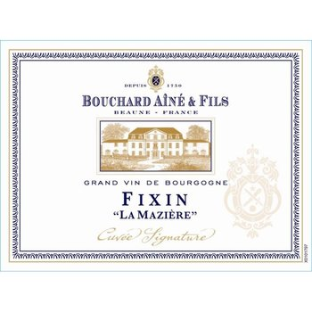 Bouchard Aine &amp; Fils Fixin La Maziere 2015<br /> Fixin, Cote de Nuits, Cote d&#039;Or, Burgundy, France