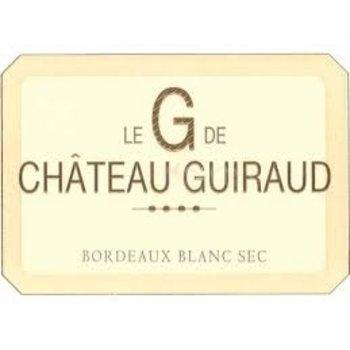 Ch Guiraud G Bordeaux Blanc 2015<br />Bordeaux, France