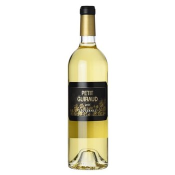 Ch Petit Guiraud Sauternes 2015  375ml<br />Bordeaux, France<br /> 91pts-JS
