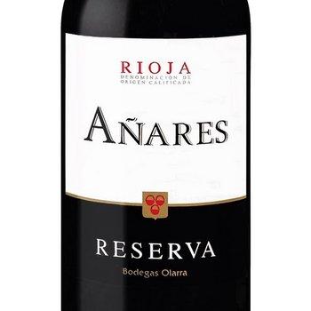 Bodegas Olarra &quot;Anares&quot; Reserva Rioja 2011<br /> Rioja, Spain