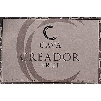 Creador Cava Brut Sparkling Wine<br /> Cava, Spain