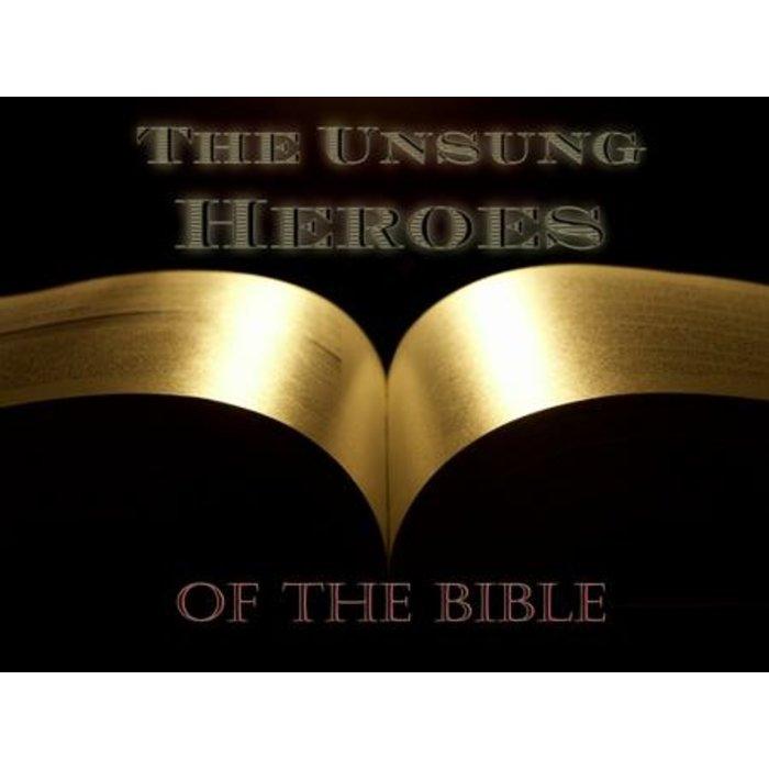 04(L014) - Mephibosheth, Made Great By Amazing Grace