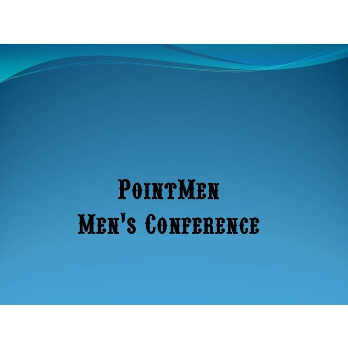01(NONE) - PointMen Men's Conference