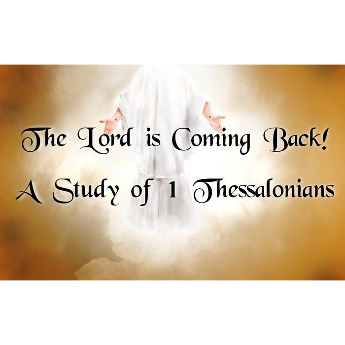 04(I004) - The Lord Is Coming - A Stabilizing Truth